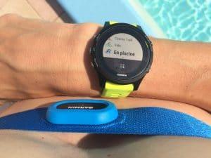 Forerunner 935 natation