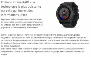 Garmin Tactix RAID