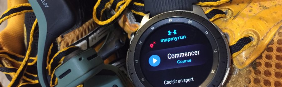 Test Samsung Galaxy Watch