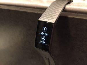 Bracelet tracker activité Charge 3