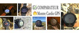 Comparateur montres GPS