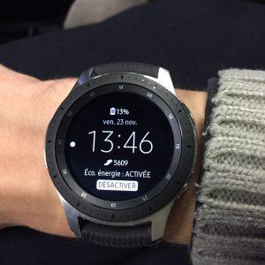 Galaxy Watch mode économie