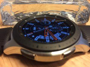 Présentation Galaxy Watch