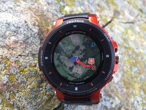 Test Protrek Smart WSD-F30