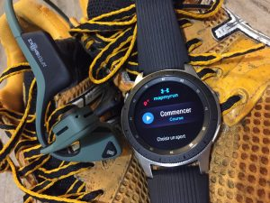 Test Samsung Galaxy Watch