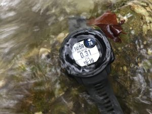 Test Garmin Instinct