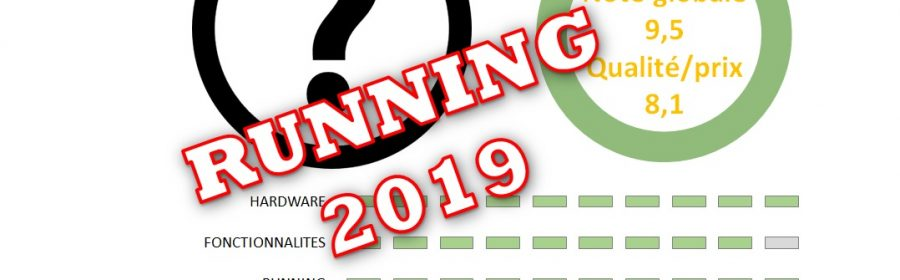 Montre GPS running 2019