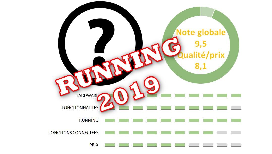 53ff46e8bf1 Les 10 meilleures montres GPS running 2019