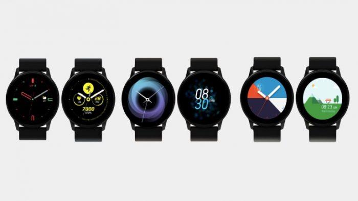 Watchfaces Samsung Galaxy Watch Active