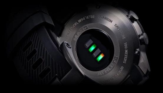 Garmin MARQ capteur cardio optique