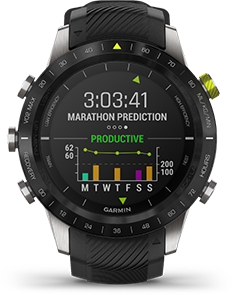 Garmin MARQ Athlete charge entrainement