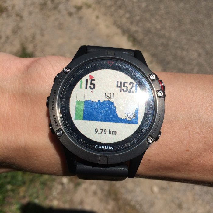 Garmin Fenix 5 outdoor