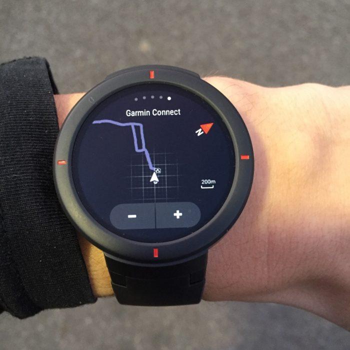 Montre GPS Amazfit Verge