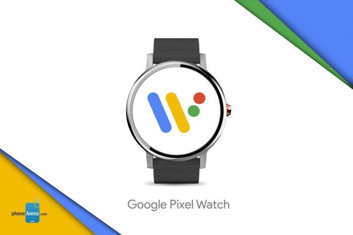 Rumeur Google Pixel Watch