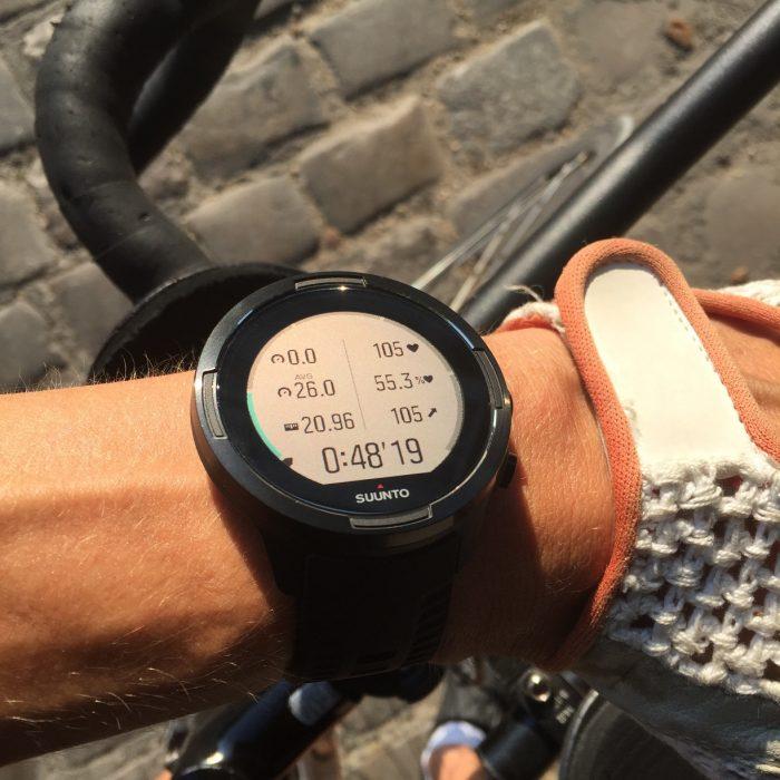 Suunto 9 vélo