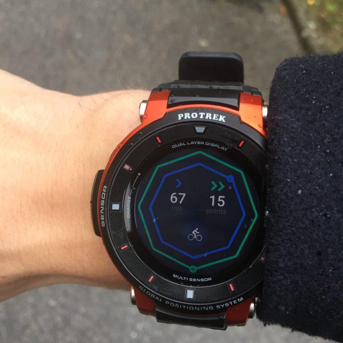 Tracker activité WSD-F30