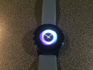 Test Galaxy Watch Active