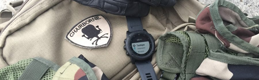 Test Garmin Tactix Charlie