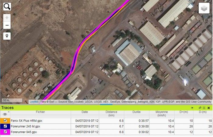 GPS Forerunner 245 Music