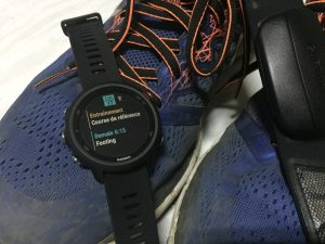 Test Forerunner 245 Music