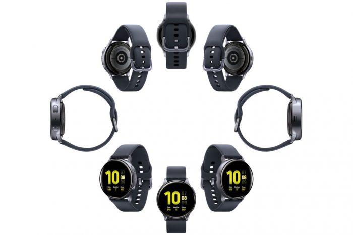 Présentation Samsung Galaxy Watch Active 2