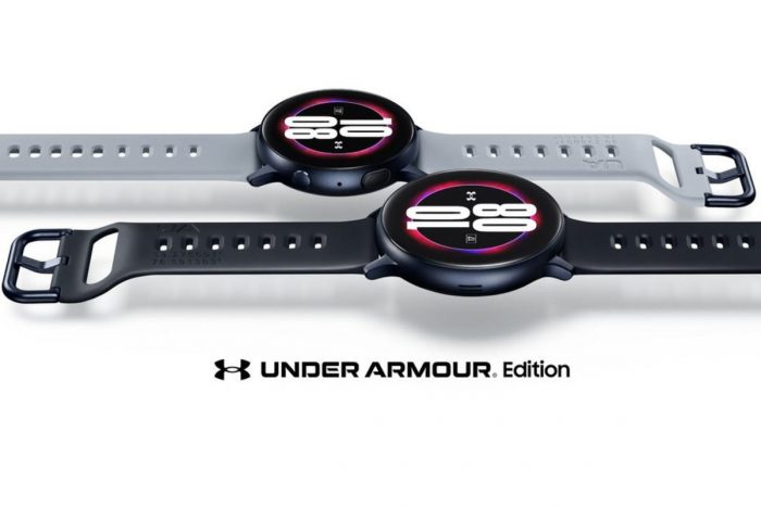 Samsung Galaxy Watch Active 2 Under Armor