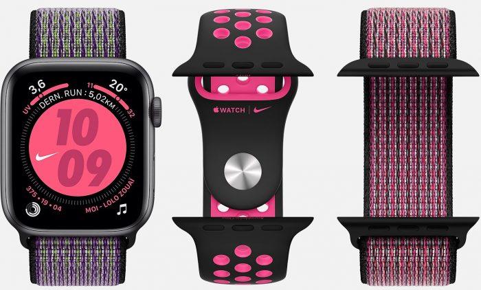 Avis Apple Watch 5