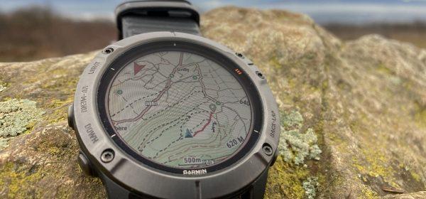 Meilleure montre GPS trail 2021