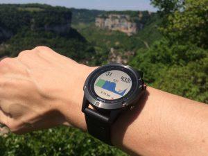 Meilleure montre GPS trail