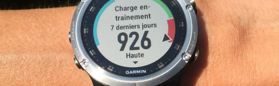 Montre GPS blessure