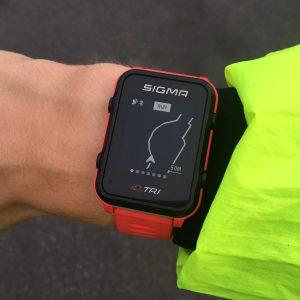 Sigma iD-Tri running