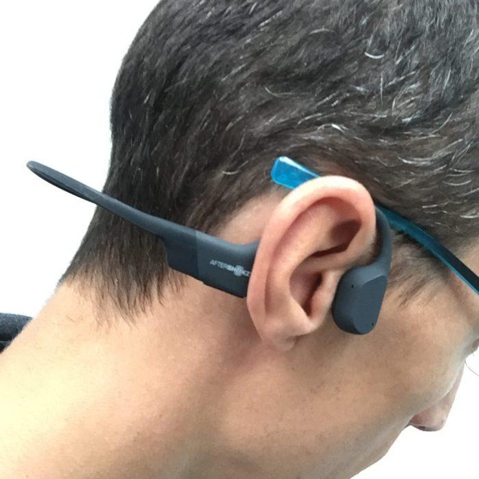 Aftershokz Aeropex lunettes