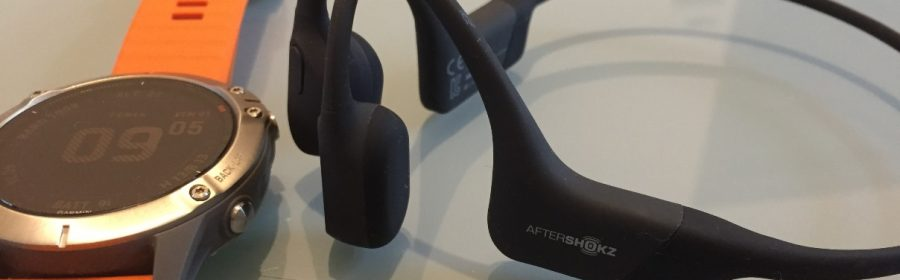 Test Aftershokz Aeropex
