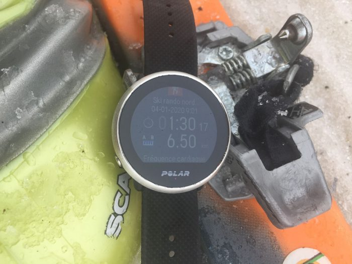 Polar Ignite autres sports