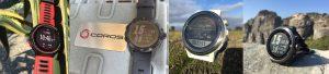 Comparaison montres Coros