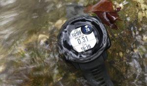 Etanchéité montre GPS