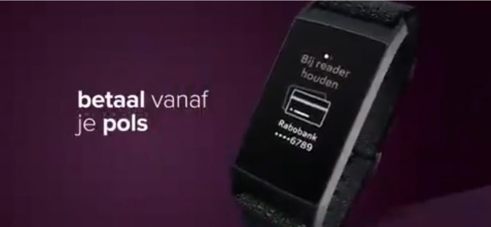 Fitbit Charge 4 paiement
