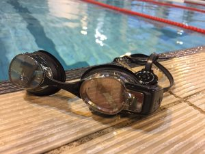 Test Form Swim Goggles