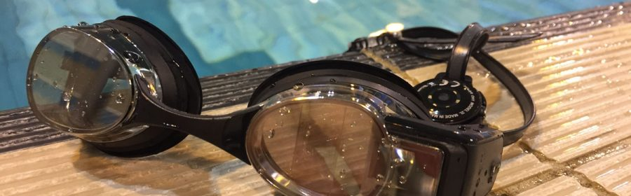 Test Form Swim Goggles