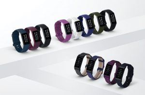 Gamme Fitbit Charge 4