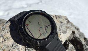 Montre GPS randonnée 2021