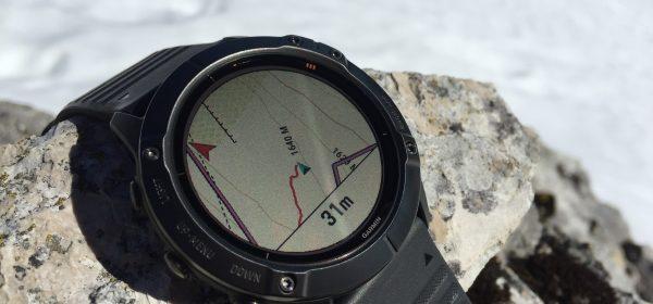 Montre GPS randonnée 2020