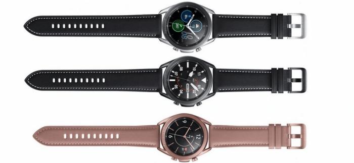 Gamme Galaxy Watch 3