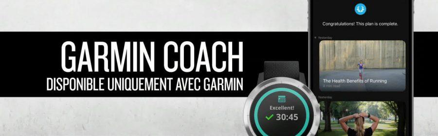 Garmin coach