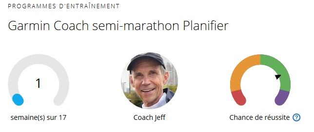 Garmin coach Jeff