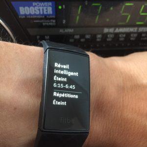 Charge 4 montre connectée