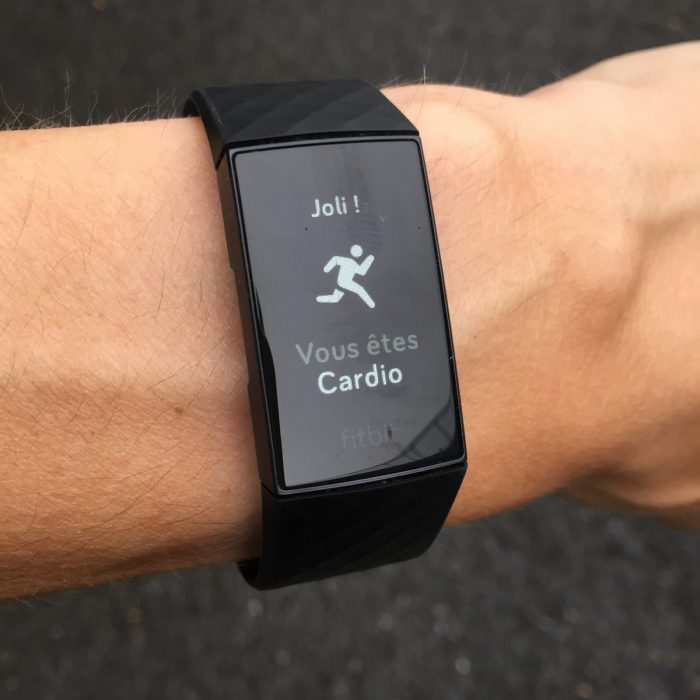 Fitbit Charge 4 sport