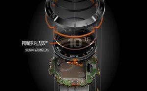 Garmin Power glass