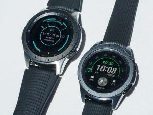 Présentation Galaxy Watch 3