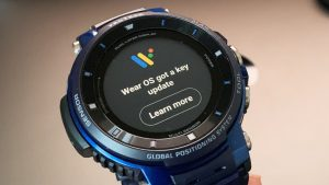 Wear OS 2020 update